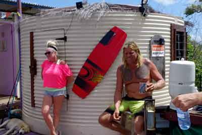 australian kite surfari
