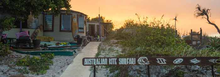 Australian Kite Surfari: Cape York Kite Surfing