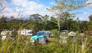 camping at wallaby creek