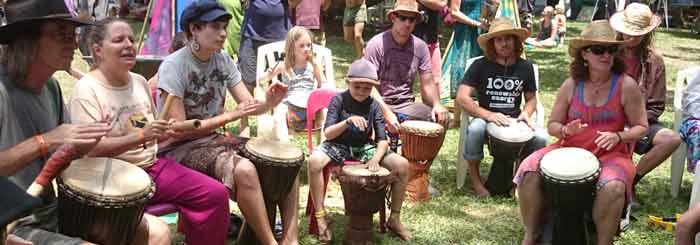 Wallaby Creek Festival: Family Fun in NQ