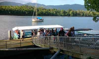 daintree river boat trip