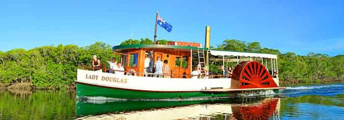 Lady Douglas: River Cruise in Port Douglas