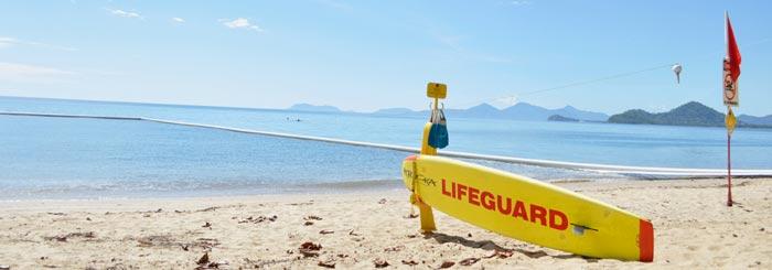 stinger nets safe swim
