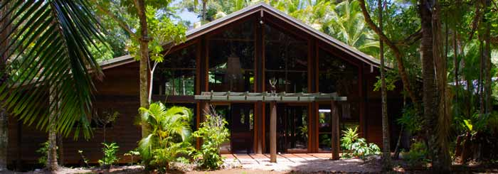 daintree holiday rental