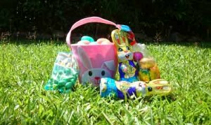 easter camping activities for children