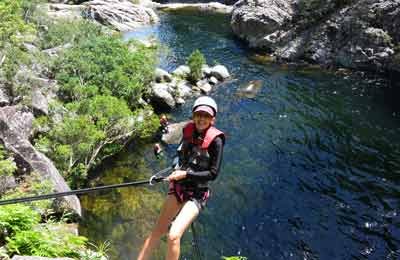 Adventure tour with Behana Days