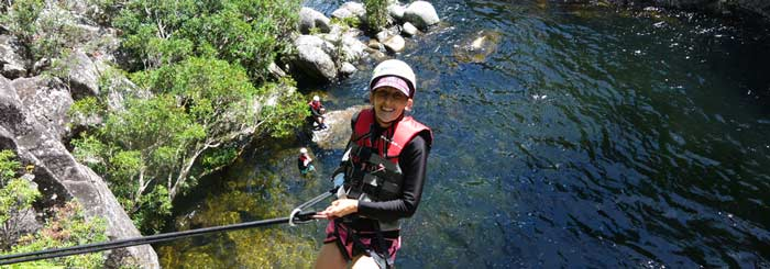Canyoning in Cairns: Adventuring Through Behana Gorge