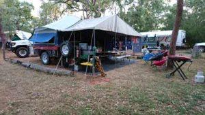 undara festival camping