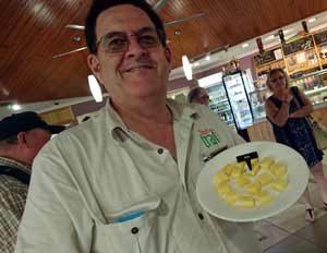 cheese tasting gallo dairyland
