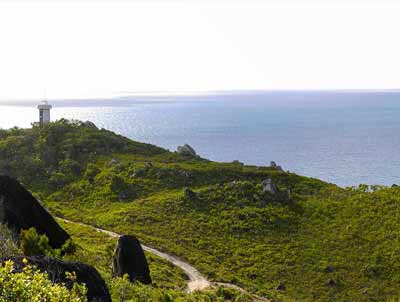fitzroy island lookout