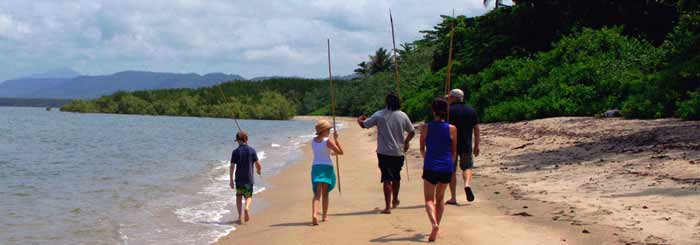 Aboriginal Tours: Daintree Walkabout Adventures