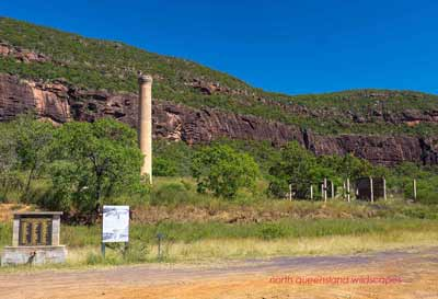 mount mulligan mine ruins