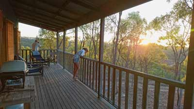 tyrconnell outback cottages