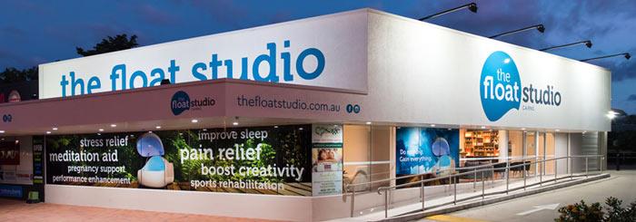 The Float Studio: Quick Mental Break in Cairns