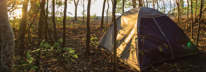 Places to Camp Overnight Near Townsville