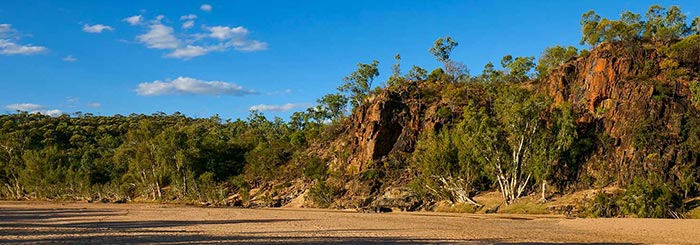 Beyond Mount Garnet: National Parks Camping: